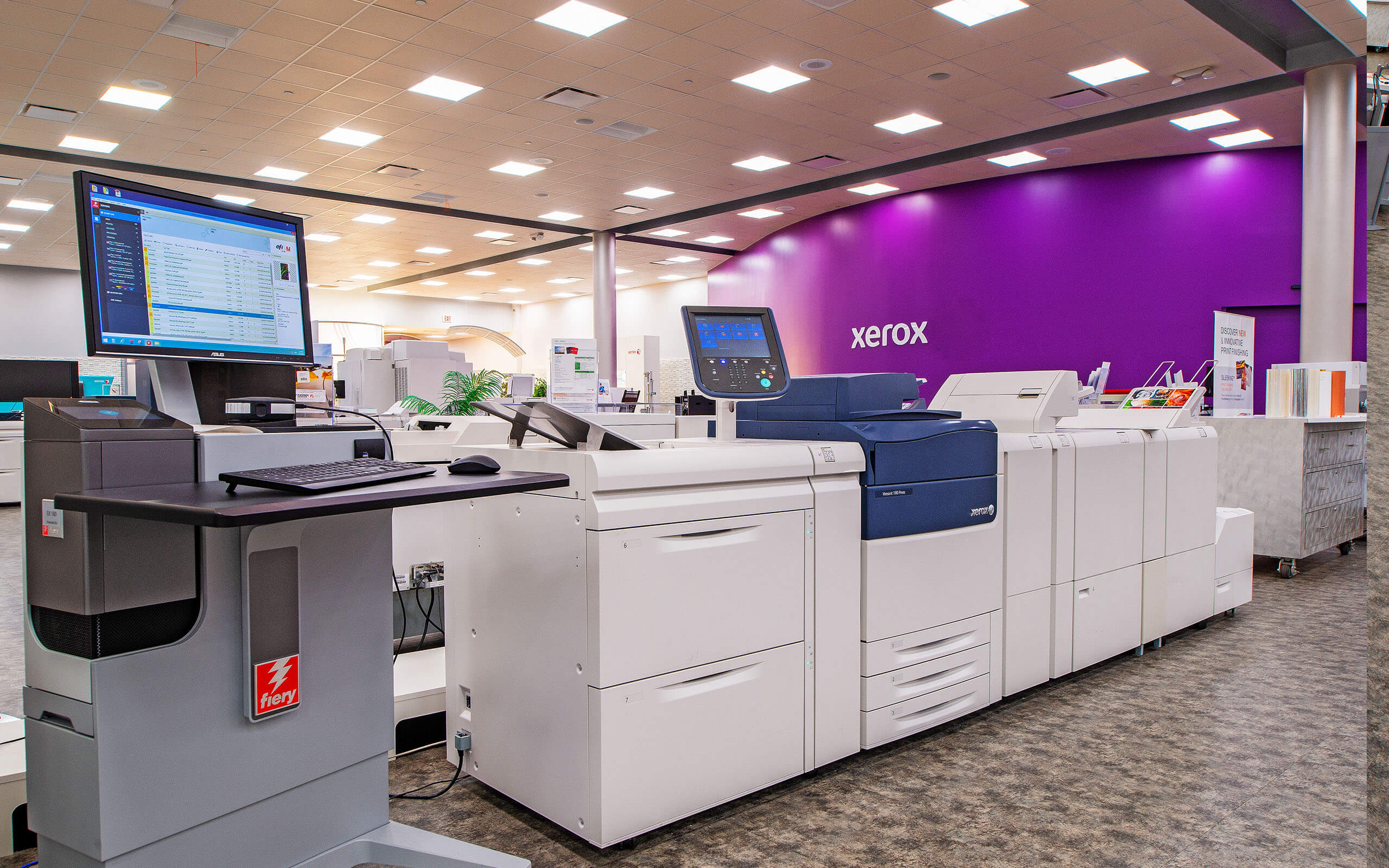 Shop all Xerox<sup>®</sup> Production Printing Devices from Lucas Business Systems, A Xerox Business Solutions Company